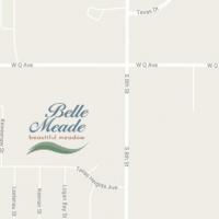 Belle Meade Map